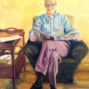 Penpaints Detail Portret Ed Luijckxs Apd 2014