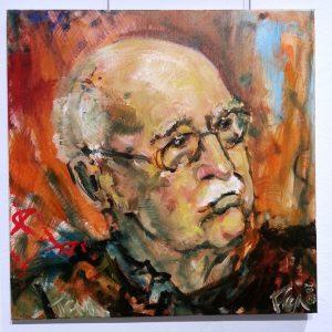Portret Teun Renes