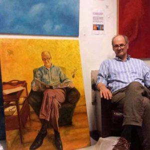 Portret Met Ed Luijckx