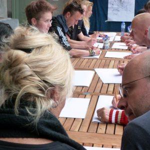 Workshops Bedrijven - Goed Kijken Naar Elkaar - 2013