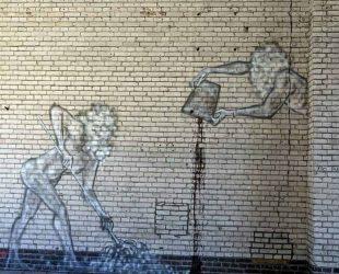 Muurschilderproject Zwitsalterrein Apeldoorn